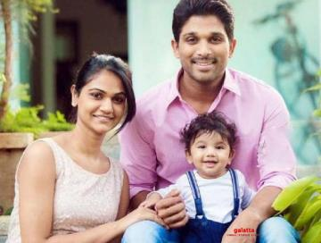 Allu Arjun's cute post with daughter Arha on World Daughter's Day goes viral!