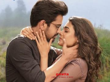 Video song Shalini Pandey Raj Tarun Iddari Lokam Okate released - Tamil Movie Cinema News