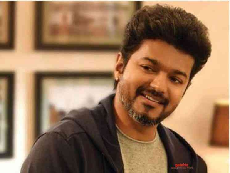 Thalapathy Vijay feels bad for not being able to meet fan couple - Tamil Movie Cinema News