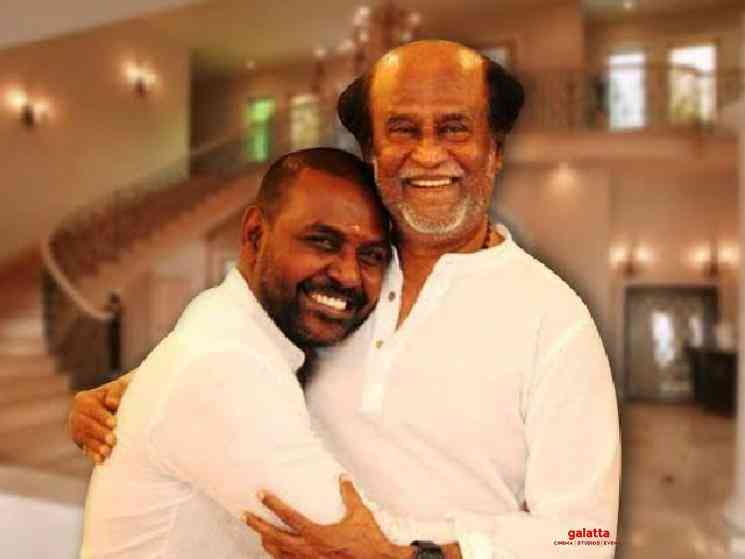 Raghava Lawrence meets Superstar gets New Year blessings - Tamil Movie Cinema News