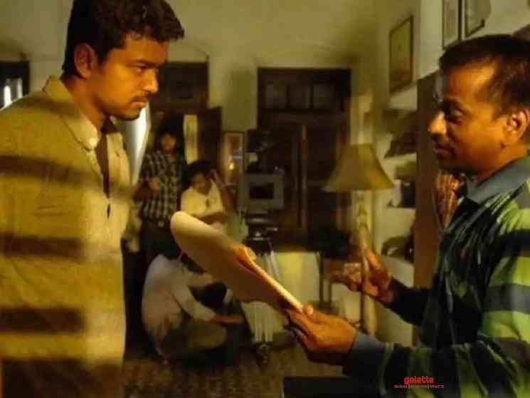 Vijay chose Thuppakki due to Ponniyin Selvan delay AR Murugadoss - Tamil Movie Cinema News