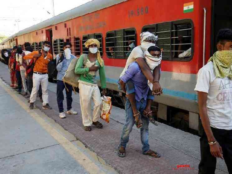 Special train from Chennai to Ranchi leaves with 1136 passengers - Tamil Movie Cinema News