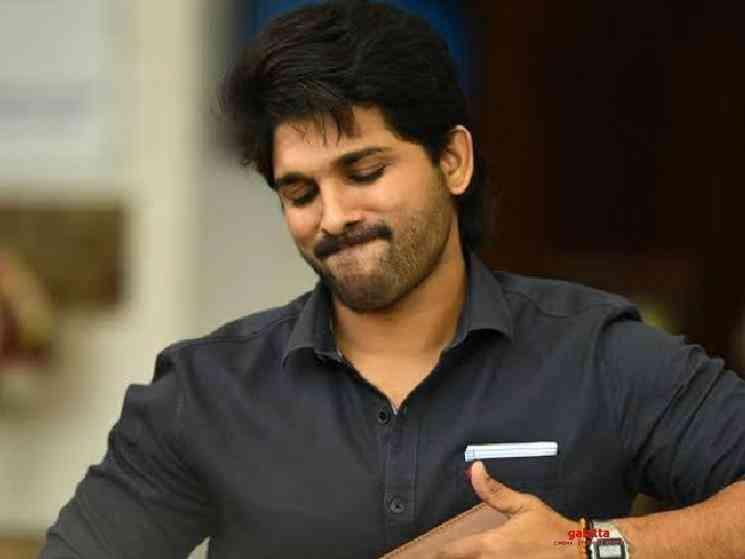 Allu Arjun Ala Vaikuntapurramuloo shoot wrapped up - Tamil Movie Cinema News