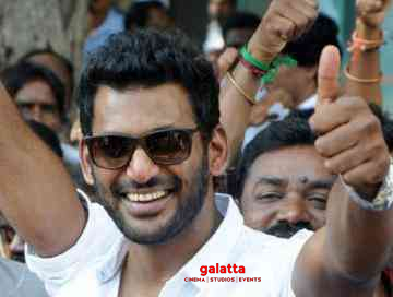 Vishal Action Teaser release on August 29 - Tamil Movie Cinema News