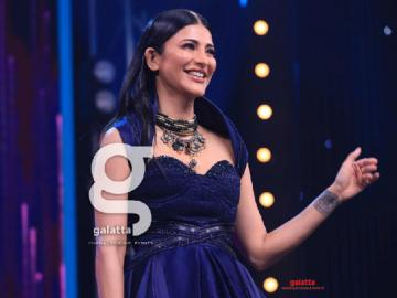 Shruti Haasan lights up the Galatta Wonder Women Awards 2019!