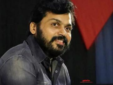 Breaking: Karthi's next movie to likely be with this National Award winning movie's director!
