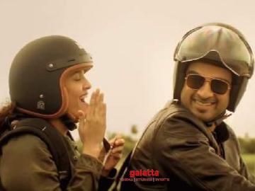 Ashok Selvan and Ritika Singh Oh My Kadavule wrapped up - Tamil Movie Cinema News