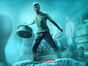 Vishal next movie with MS Anandan titled Chakra Shraddha Srinath - Tamil Movie Cinema News