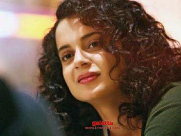 Kangna Ranaut to team up with Baahubali writer Vijayendra Prasad - Tamil Movie Cinema News
