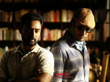 New shooting still of Vishal and Prasanna from Thupparivalan 2 - Tamil Movie Cinema News