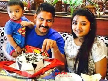 Actress Mahalakshmi's husband issues a heartfelt statement... Check it out! - Latest  Movie News