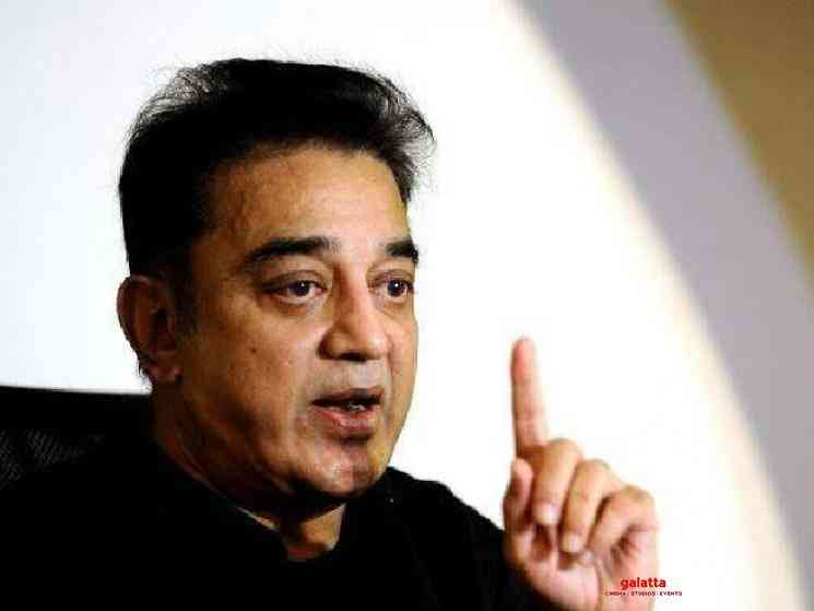 Kamal alleges Police torture in Indian 2 shooting spot accident - Telugu Movie Cinema News