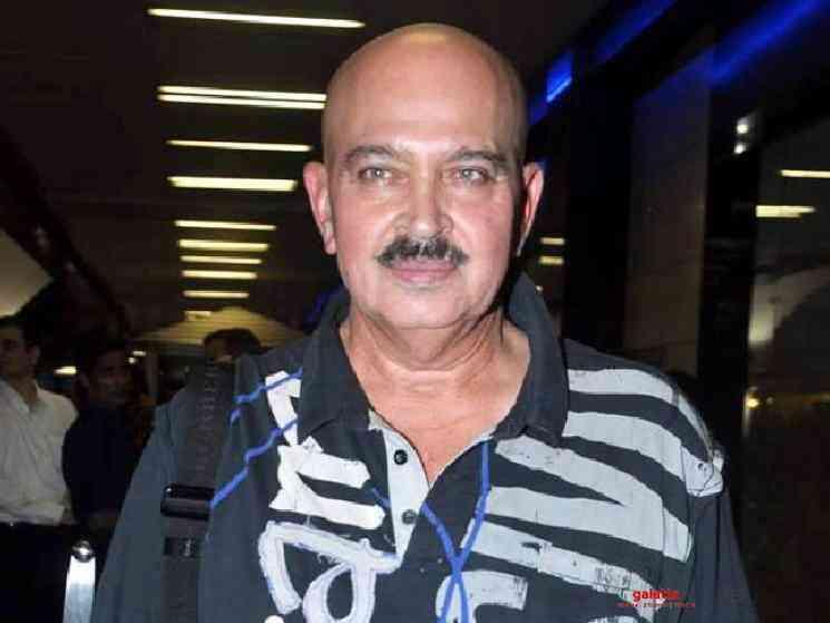 Hrithik Roshan Rakesh slams Eros International Corona Pyaar Hai - Telugu Movie Cinema News