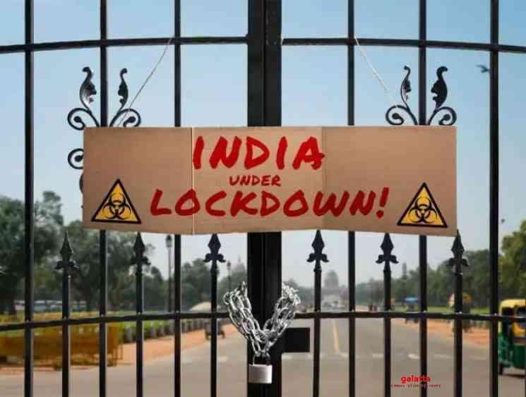 Corona India Lockdown extended containment zones till June 30 - Tamil Movie Cinema News