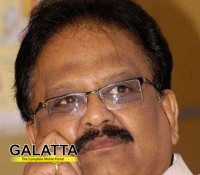 SPB to sing live at audio launch