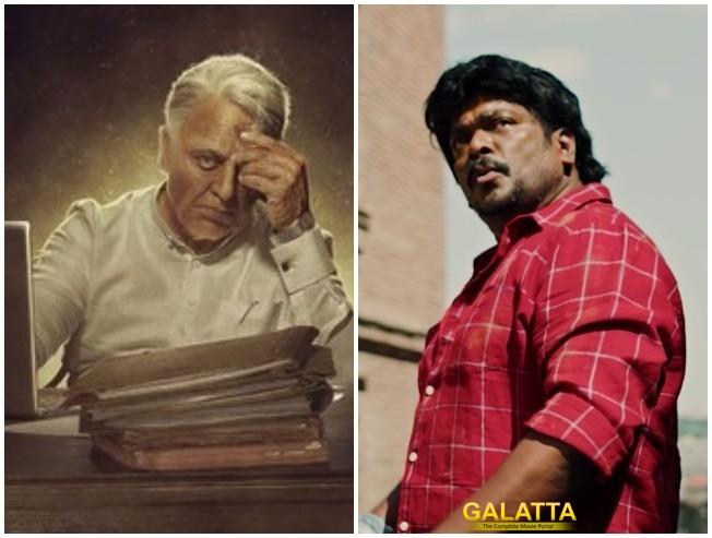 Kamal Haasan Indian 2 Parthiban Praises Shankar Anirudh Dhruva Natchathiram