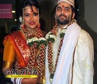 Sameera Reddy marries Akshai Varde!