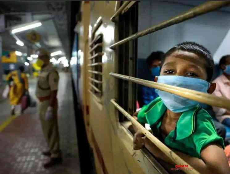 lockdown Indian Railways reopen reservation counters May 22 - Tamil Movie Cinema News
