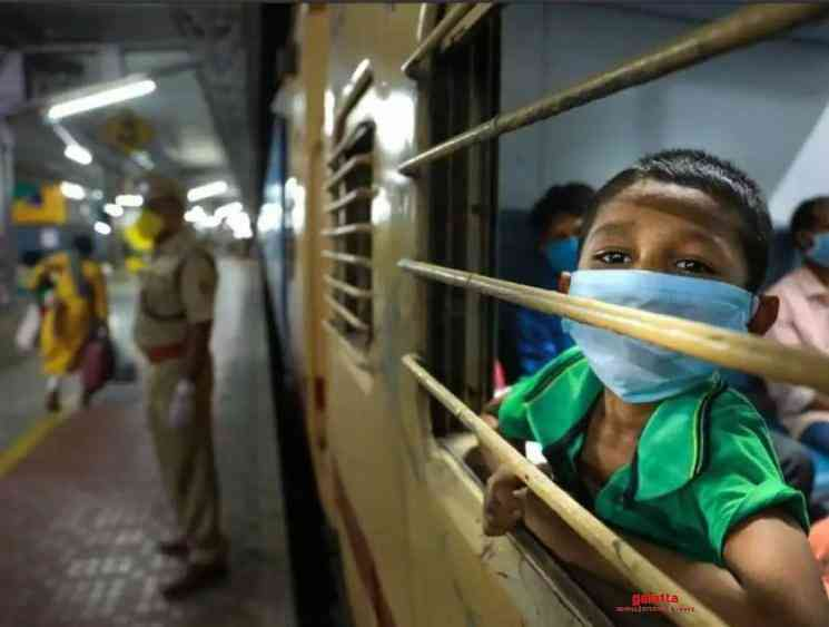 Indian Railways to restart passenger train operations from May 12 - Tamil Movie Cinema News