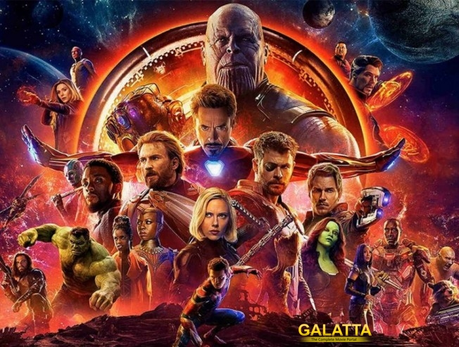 Avengers: Infinity War Gets Competition From Three Tamil Films
