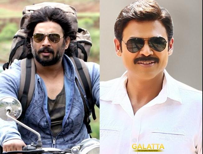 Venkatesh in Irudhi Suttru Telugu remake