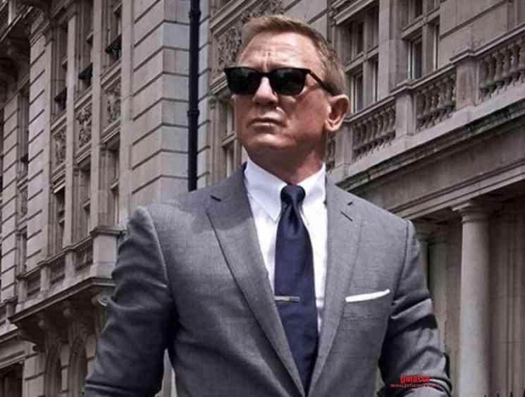 Hans Zimmer joins new James Bond film No Time To Die - Tamil Movie Cinema News