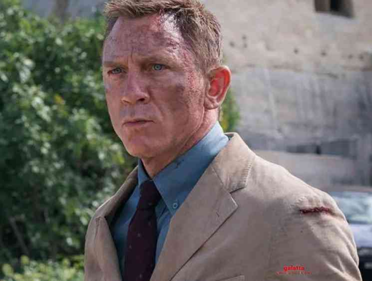 James Bond No Time to Die China premiere cancelled Coronavirus - Tamil Movie Cinema News