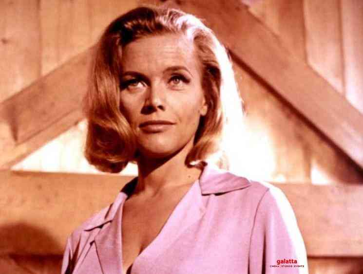 James Bond actress Honor Blackman dies at age 94 - Tamil Movie Cinema News