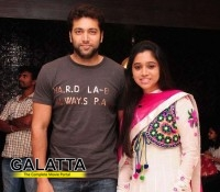 Proud moment for Aarthi and Jayam Ravi