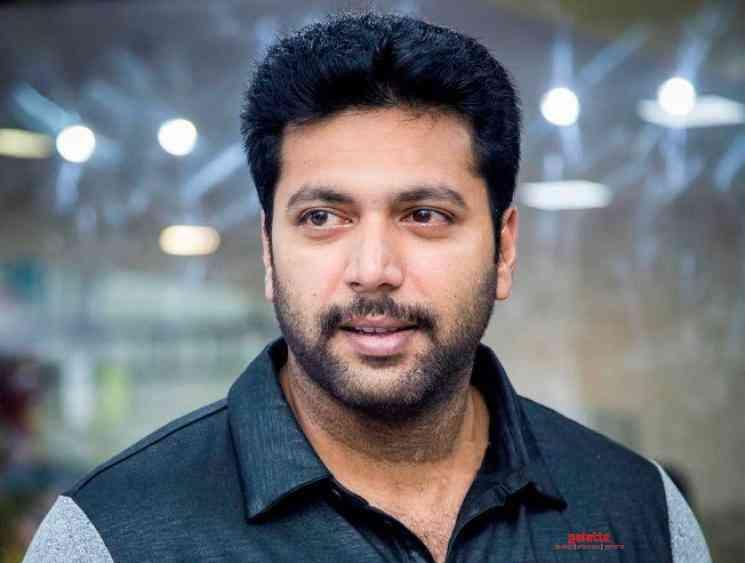 Jayam Ravi's Jana Gana Mana completes important schedule - Tamil Cinema News