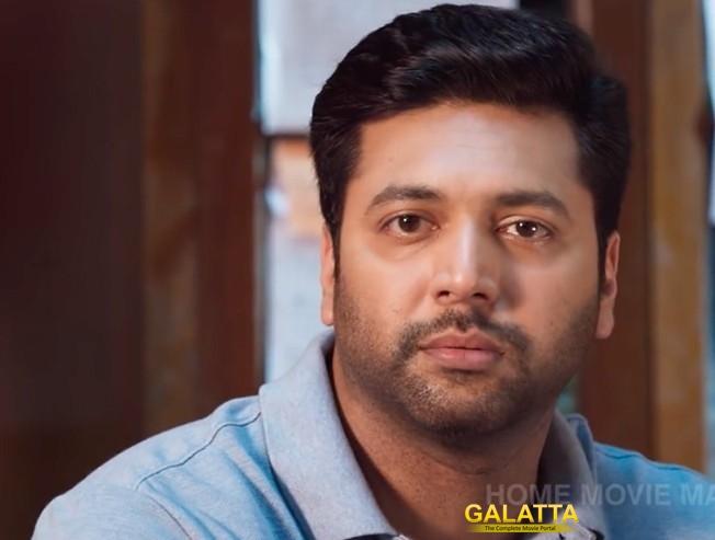 New deleted scene from Jayam Ravi Adanga Maru directed by debutant Karthik Thangavel