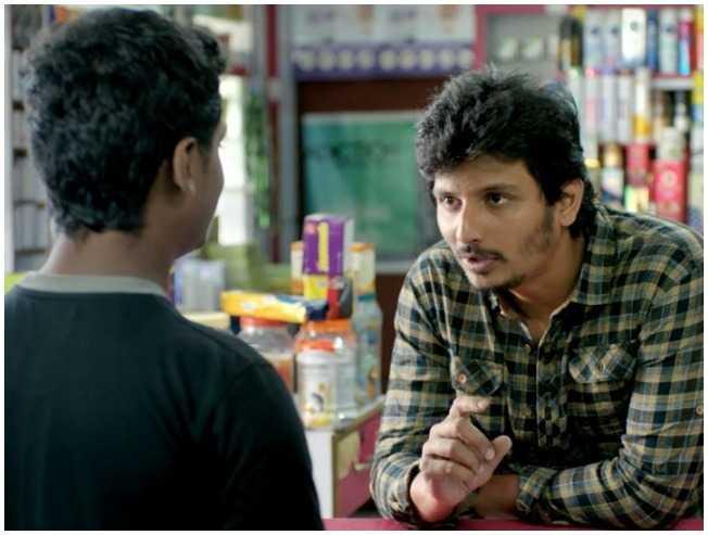 Jiiva Gorilla movie condom comedy Shalini Pandey - Tamil Movie Cinema News