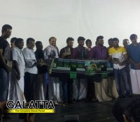 Suriya launches Jannal Oram audio!