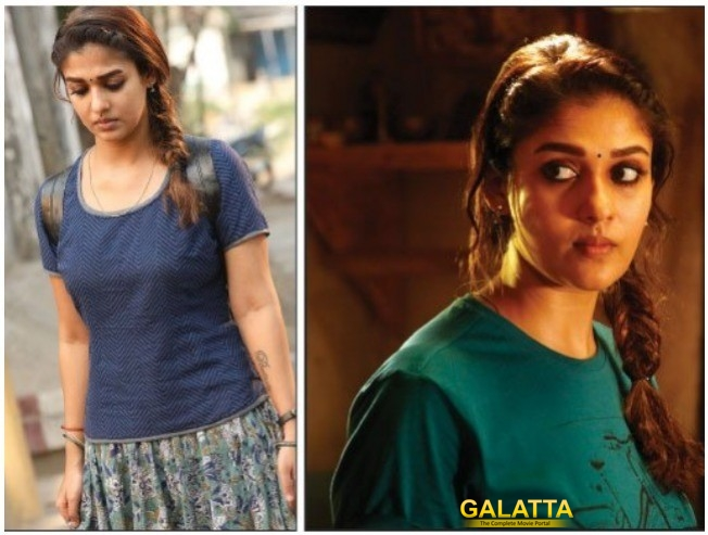 Nayanthara Playing Lower Middle Class Girl In Kolamaavu Kokila