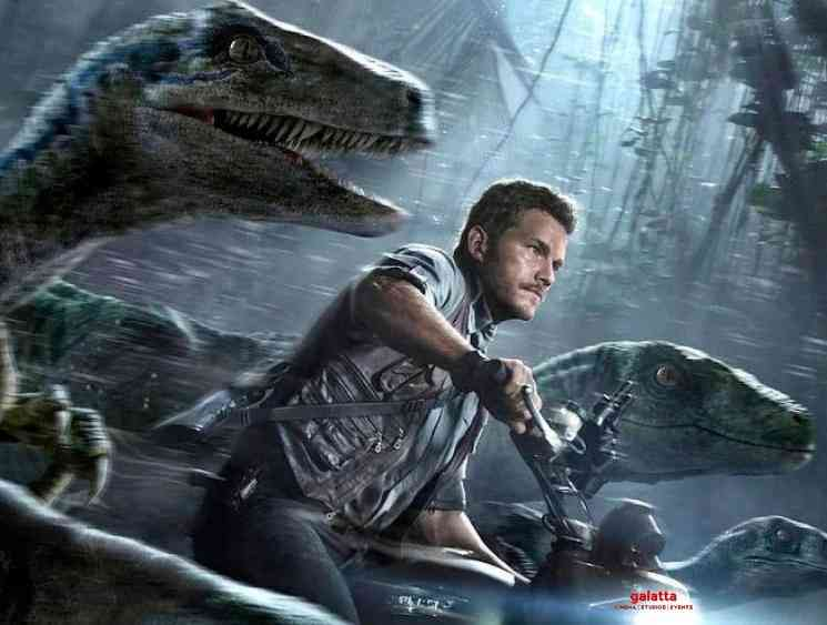 Jurassic World 3 titled as Jurassic World Dominion - Tamil Movie Cinema News