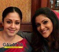 Abhirami super excited to shoot with Jyotika
