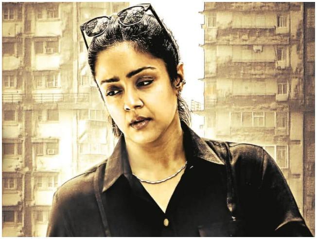 Ratchasi Is Jyothika S Raj Dream Warrior Pictures Film Tentative Title
