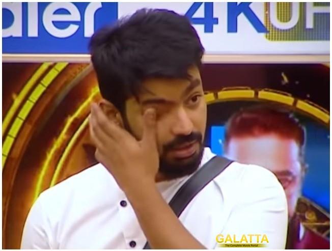 Bigg Boss Tamil Promo 26 September Mahat Raghavendra Emotional Sendrayan