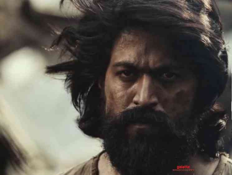 KGF 2 teaser producer Karthik Gowda first official statement - Telugu Movie Cinema News