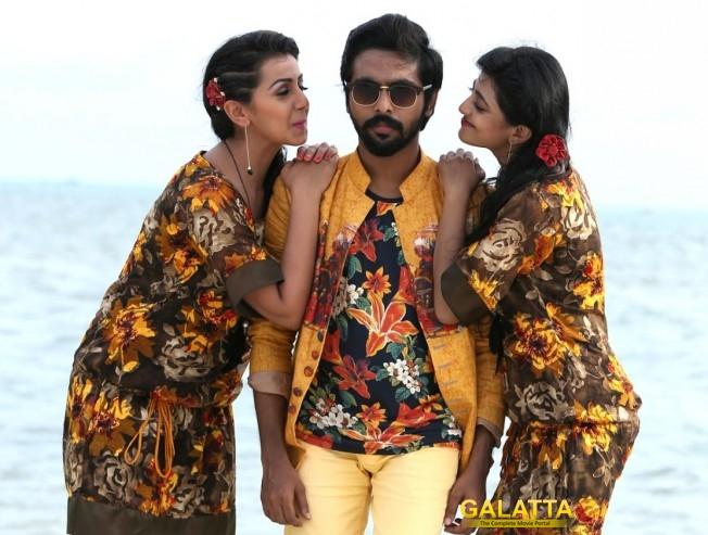Anandhi or Nikki Galrani, who is GV's favourite?