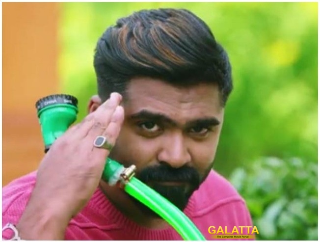 Vantha Rajavaathan Varuven Teaser 5 Million YouTube Views STR Simbu Mahat Sundar C