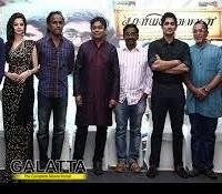Kaaviya Thalaivan team honours theatre artistes!