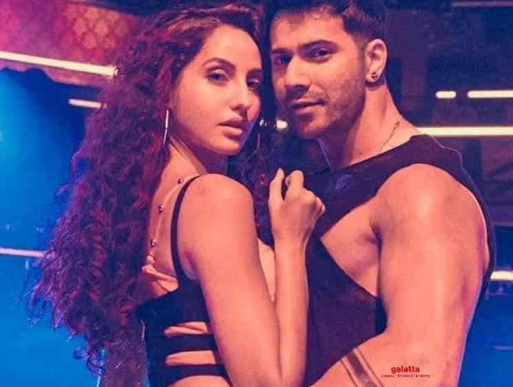 Kaadhal Theeye Video Song Street Dancer 3D Varun Nora - Tamil Movie Cinema News