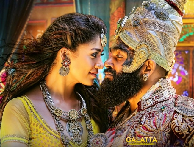 Karthi's Kaashmora goes grand