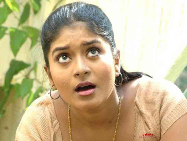 Kaavalan actress Neepa shooting spot accident video - Tamil Movie Cinema News
