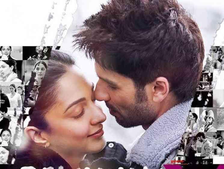 Bekhayali Remix Kabir Singh Shahid Kapoor Kiara Advani - Tamil Movie Cinema News