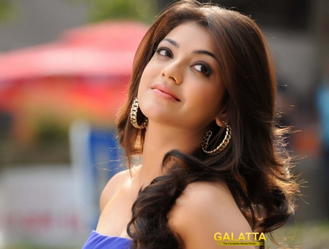 Kajal Aggarwal is the leading lady in Vijay 61