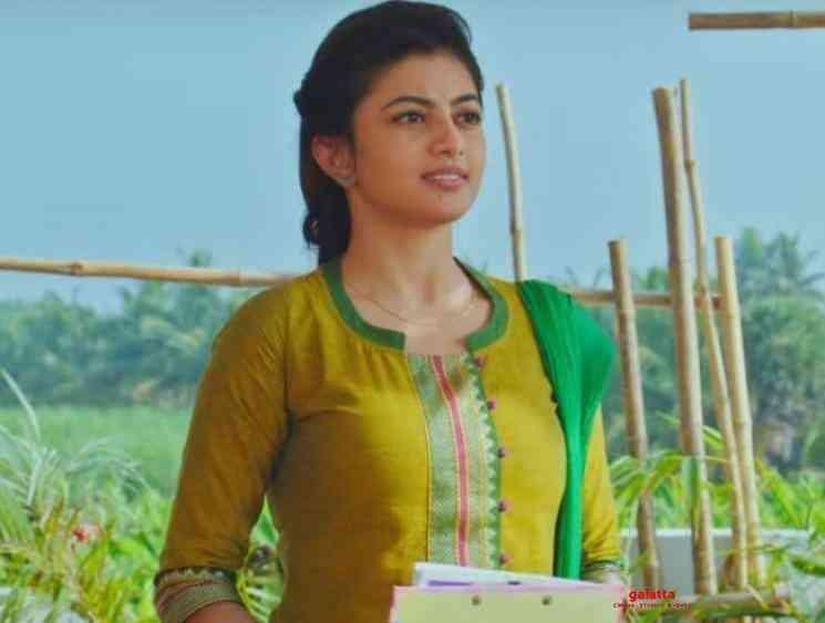 Kamali from Nadukkaveri Official Teaser Anandhi - Tamil Movie Cinema News