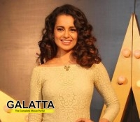 Kangna's love for gold!