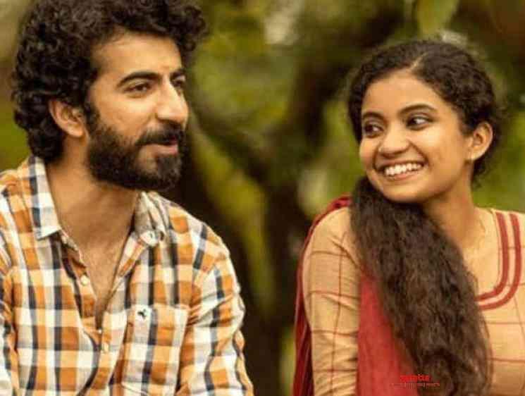 Kannil Song Kappela Anna Ben Roshan Mathew - Tamil Movie Cinema News